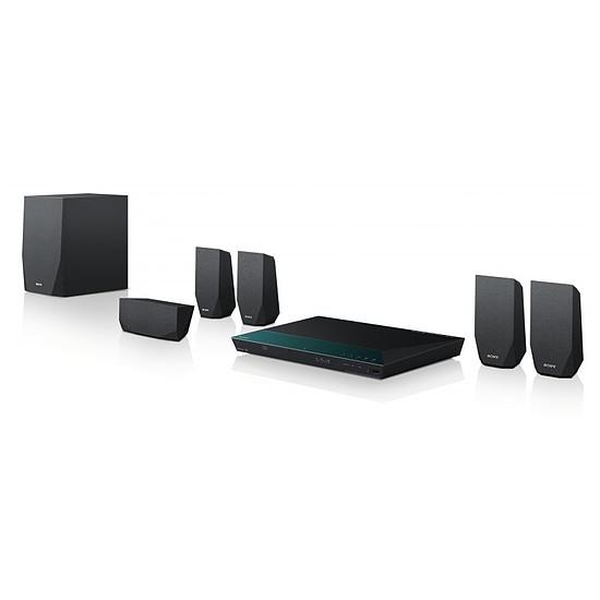 Ensemble Home-Cinéma Sony Home cinéma 5.1 BDVE2100 Bluray 3D, NFC, Bluetooth