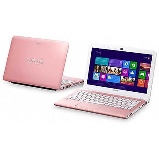 PC portable Sony Vaio SVE1113M1E/P