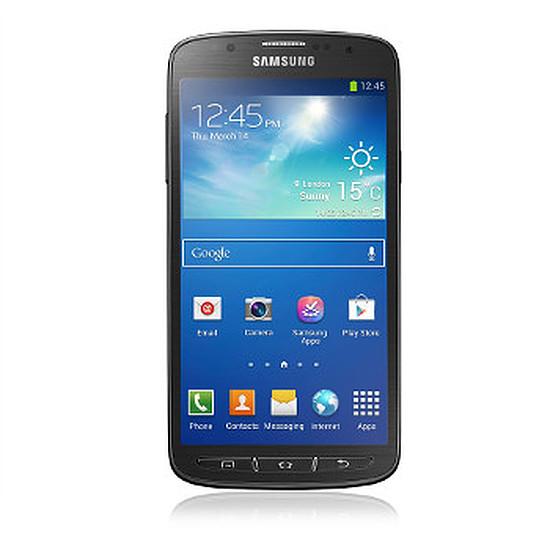Smartphone et téléphone mobile Samsung Galaxy S4 Active i9295 (anthracite)