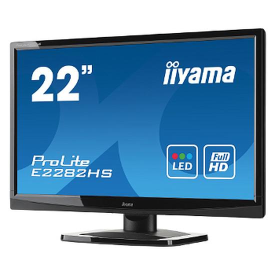 Écran PC Iiyama ProLite E2282HS-GB1