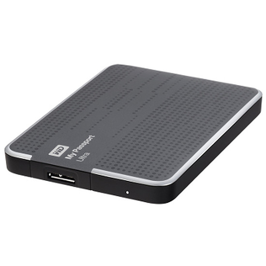 Disque dur externe Western Digital (WD) My Passport Ultra USB 3.0 - 500 Go (Titanuim)