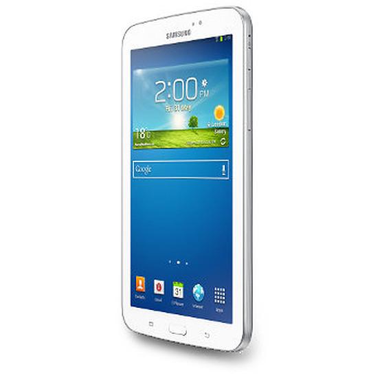 """Tablette Samsung Galaxy Tab 3 7"""" 8Go Wi-Fi (Blanc)"""