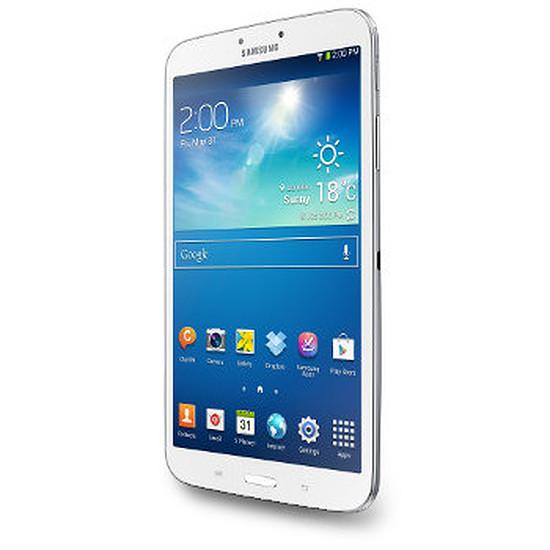 """Tablette Samsung Galaxy Tab 3 8"""" 16Go - 3G (Blanc)"""