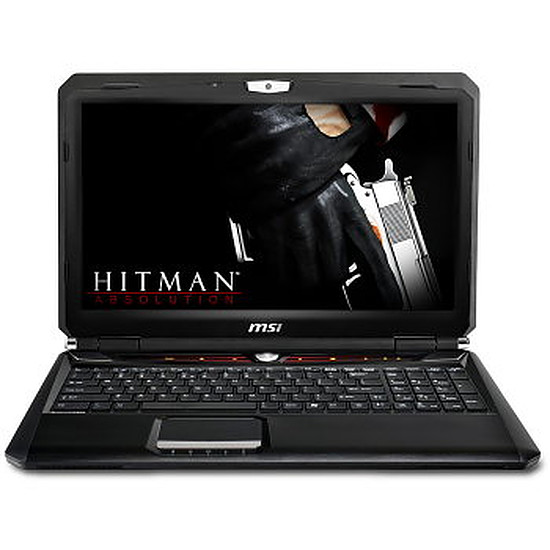 PC portable MSI GX60 3BE-246XFR - Hitman Edition 2 - Sans OS