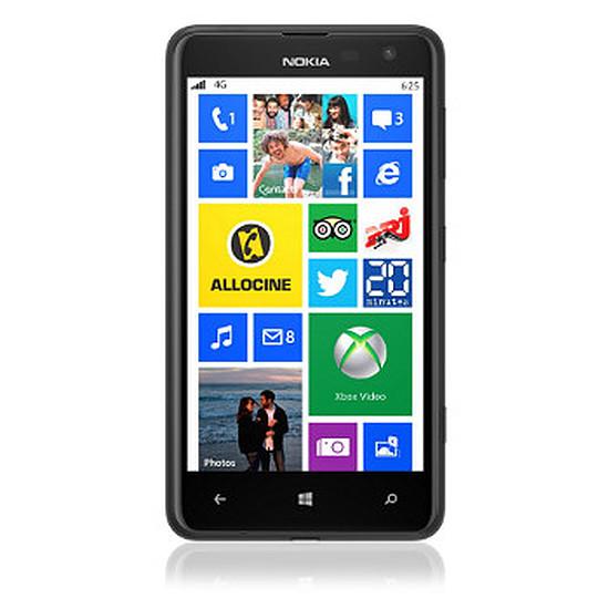 Smartphone et téléphone mobile Nokia Lumia 625 (noir)