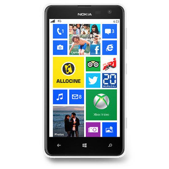 Smartphone et téléphone mobile Nokia Lumia 625 (blanc)