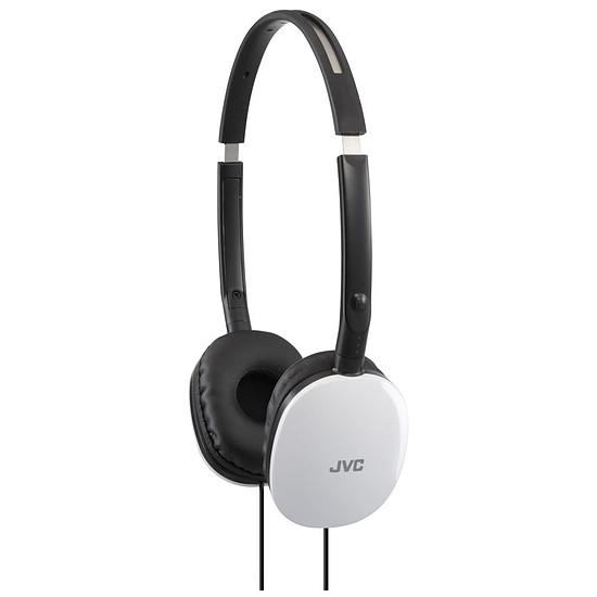 Casque Audio JVC HA-S160-B-E Blanc - Casque audio