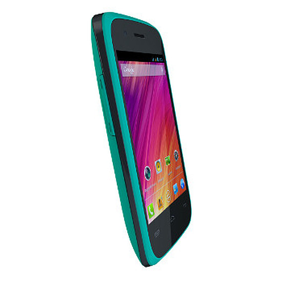 Smartphone et téléphone mobile Wiko Ozzy (bleu)