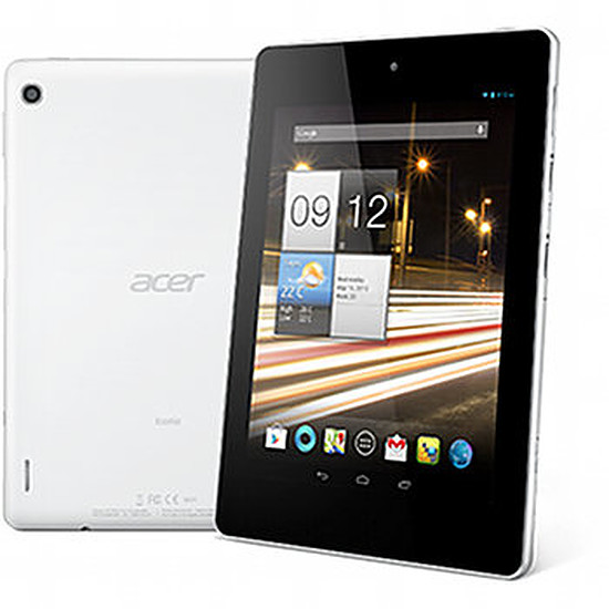 Tablette Acer Iconia Tab A1-810 - 16 Go