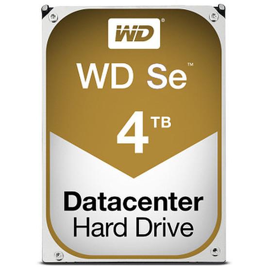 Disque dur interne Western Digital (WD) SE - SATA III 6 Gb/s - 4 To - 64 Mo