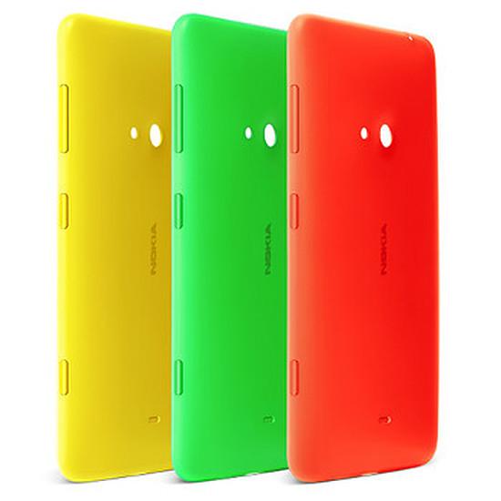 Coque et housse Nokia Coque CC-3071 (orange) - Lumia 625