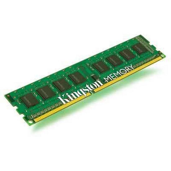 Mémoire Kingston ValueRAM DDR3 4 Go PC10600 ECC