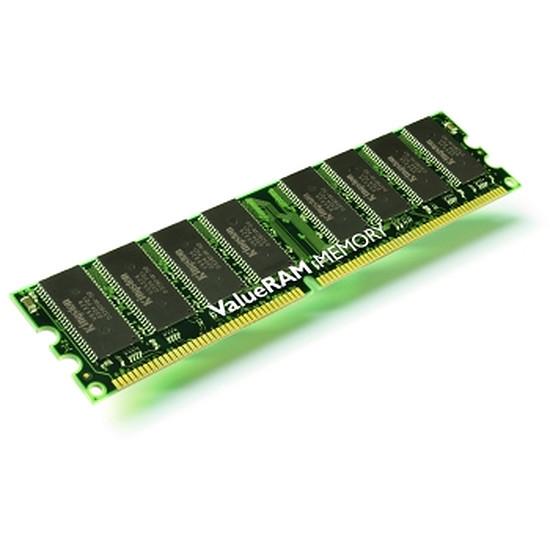 Mémoire Kingston ValueRAM DDR3 4 Go PC12800 ECC Registered