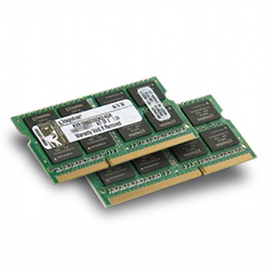 Mémoire Kingston SO-DIMM DDR3 2 x 4 Go 1333 MHz CAS 9