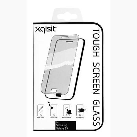 Protection d'écran Xqisit Film en verre trempé - Samsung Galaxy S3
