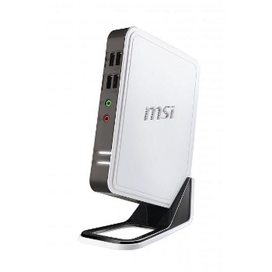 PC de bureau MSI Wind Box DC110-005EU (Celeron, 4 Go, Win 8)