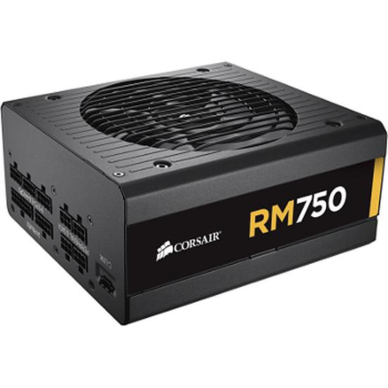 Alimentation PC Corsair RM750 Modulaire - 750W