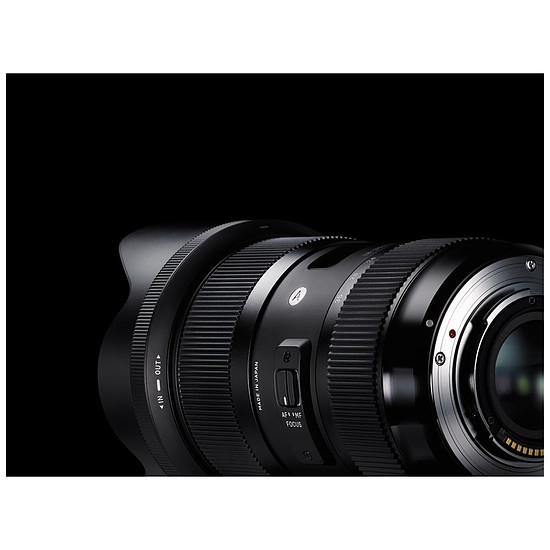 Objectif pour appareil photo Sigma 18-35mm f/1,8 HSM ART (Nikon) - Autre vue