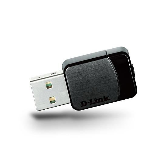 Carte réseau D-Link DWA-171 - Clé USB Wifi AC580 double bande - Autre vue
