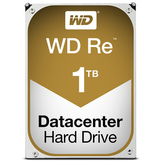 Western Digital Wd Re Sas 6 Gb S 1 To 32 Mo Disque Dur