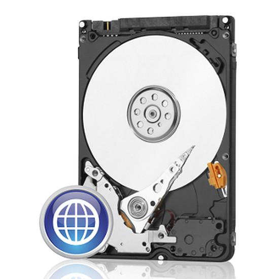 """Disque dur interne Western Digital (WD) Blue 2,5"""" - SATA III 6 Gb/s - 250 Go - 7mm"""