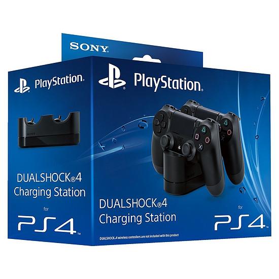 Manette de jeu Sony Station de charge manettes PS4