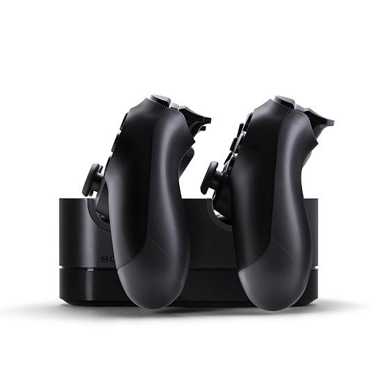 Manette de jeu Sony Station de charge manettes PS4 - Autre vue