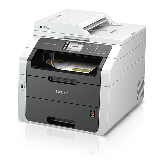 Imprimante multifonction Brother MFC-9340CDW