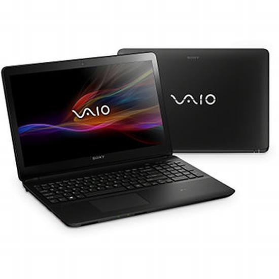 PC portable Sony Vaio Fit E SVF1521F8E/B