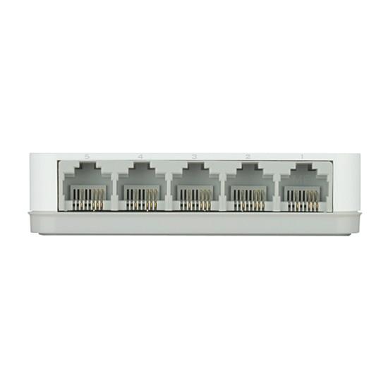 Switch et Commutateur D-Link GO-SW-5E - Switch 5 ports Ethernet 10/100MB - Autre vue