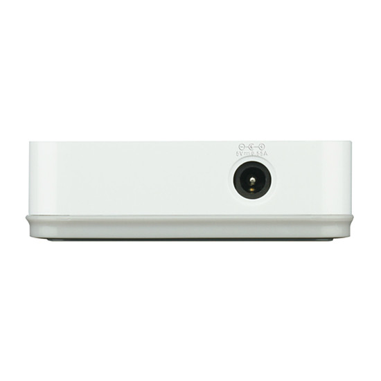 Switch et Commutateur D-Link GO-SW-8E - Switch 8 ports Ethernet 10/100MB - Autre vue