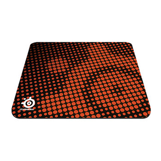 Tapis de souris SteelSeries QcK - Heat Orange