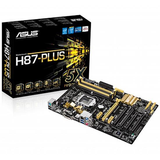 Carte mère Asus H87-PLUS C2