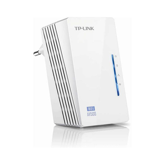 CPL TP-Link TL-WPA4220 - CPL500 / Wifi N300 - Autre vue