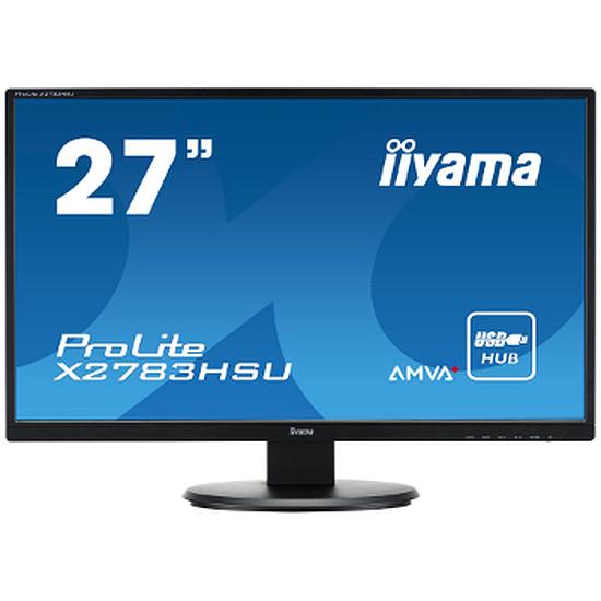 """Écran PC Iiyama ProLite X2783HSU-B1 - 27"""""""