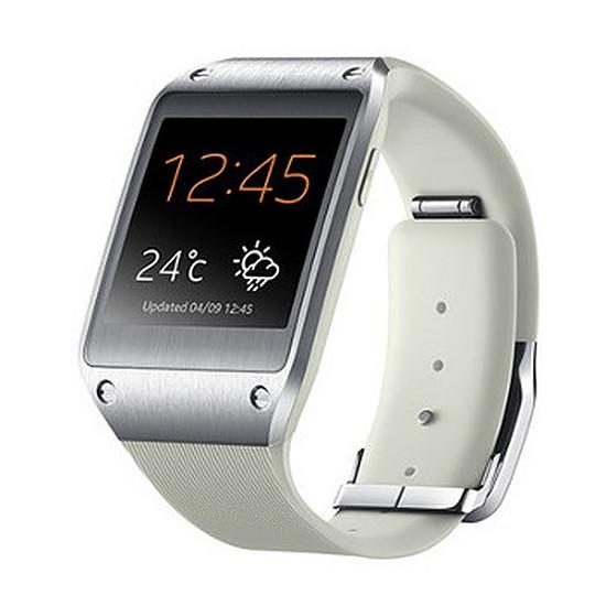 Montre connectée Samsung Montre connectée Galaxy Gear (blanc)