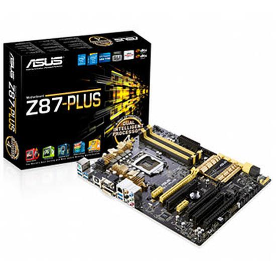 Carte mère Asus Z87-PLUS C2