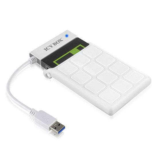 Boîtier pour disque dur Icy Box IB-AC6032-U3