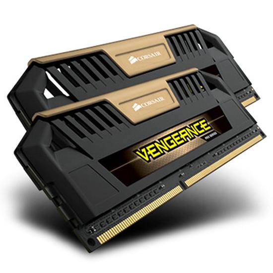 Mémoire Corsair VENGEANCE PRO GOLD 2 x 4 Go DDR3 1600 MHz CAS 9