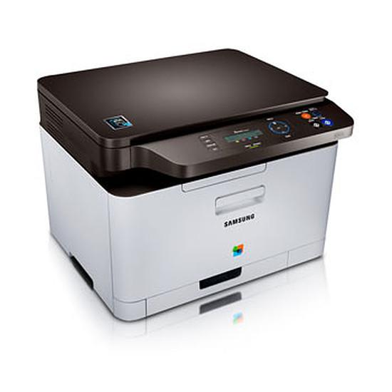 Imprimante multifonction Samsung SL-C460W - Imprimante Laser WiFi Couleur