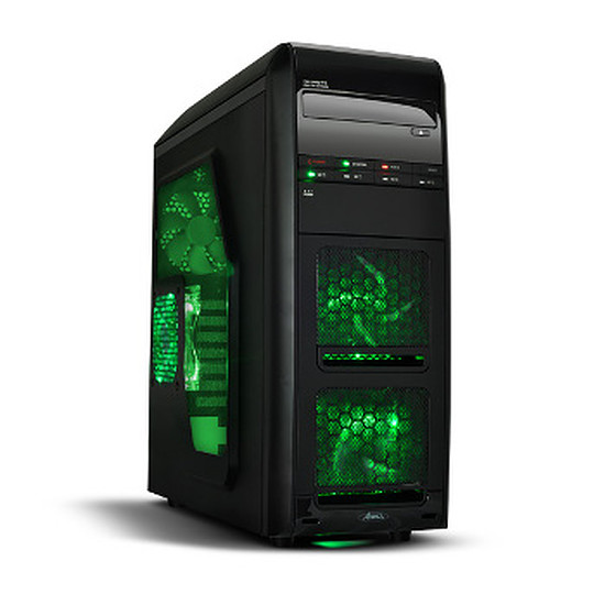 Boîtier PC Advance Darkside