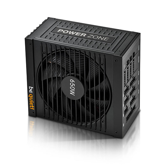 Alimentation PC Be Quiet Power Zone - 650W