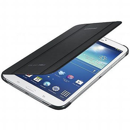 """Accessoires tablette tactile Samsung Étui Book Cover - Galaxy Tab 3 8"""" (Noir)"""