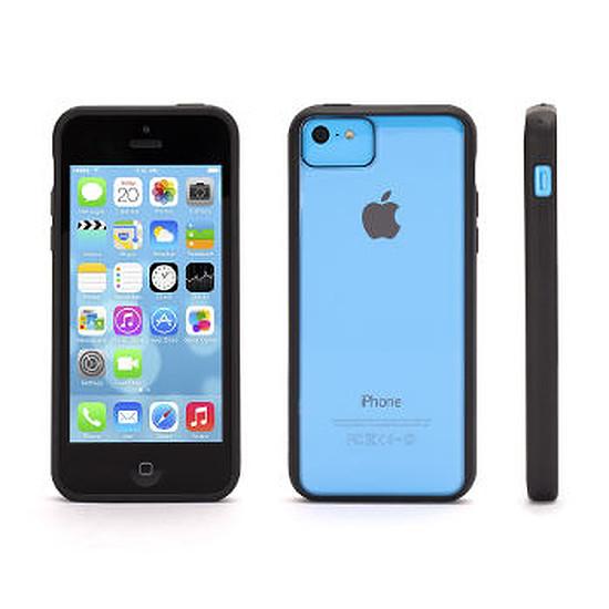 Coque et housse Griffin Coque Reveal (noir/transparent) - iPhone 5c