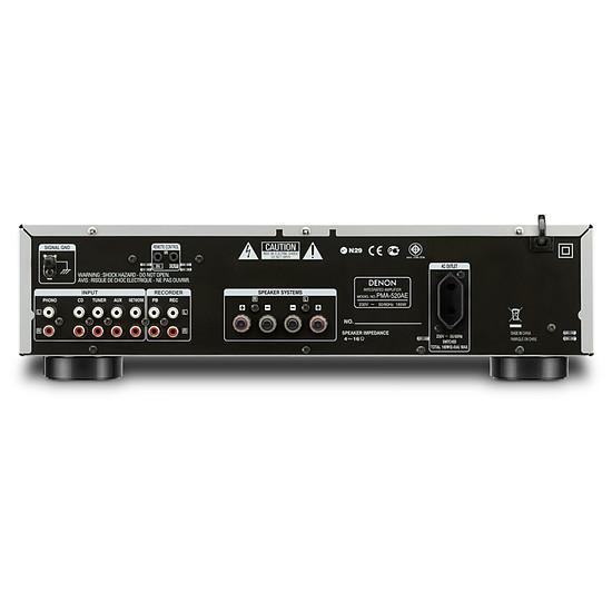 Ampli HiFi Stéréo Denon PMA-520AE Argent - Autre vue