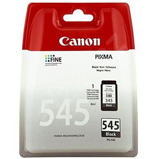 Cartouche d'encre Canon PG-545 Noir standard
