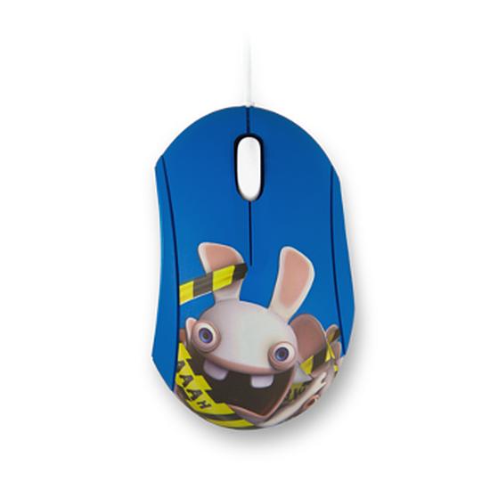 Souris PC SteelSeries Mouse Lapins Crétins™ BWAAAAH!