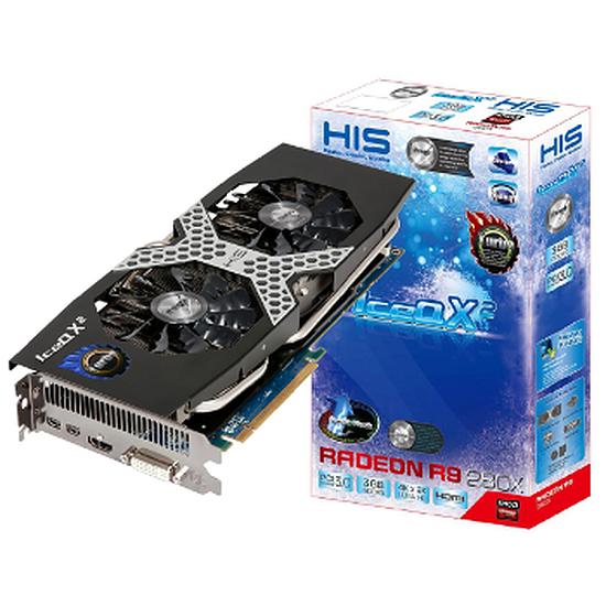 Carte graphique HIS Radeon R9 280X - iPower iceQ X² Turbo - 3 Go