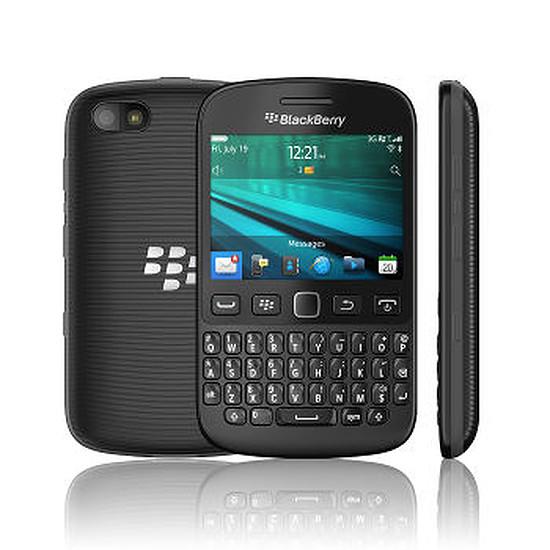 Smartphone et téléphone mobile BlackBerry 9720 (noir)
