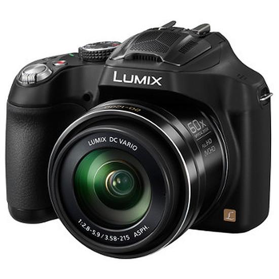 Appareil photo compact ou bridge Panasonic Lumix DMC-FZ72 + batterie supplémentaire
